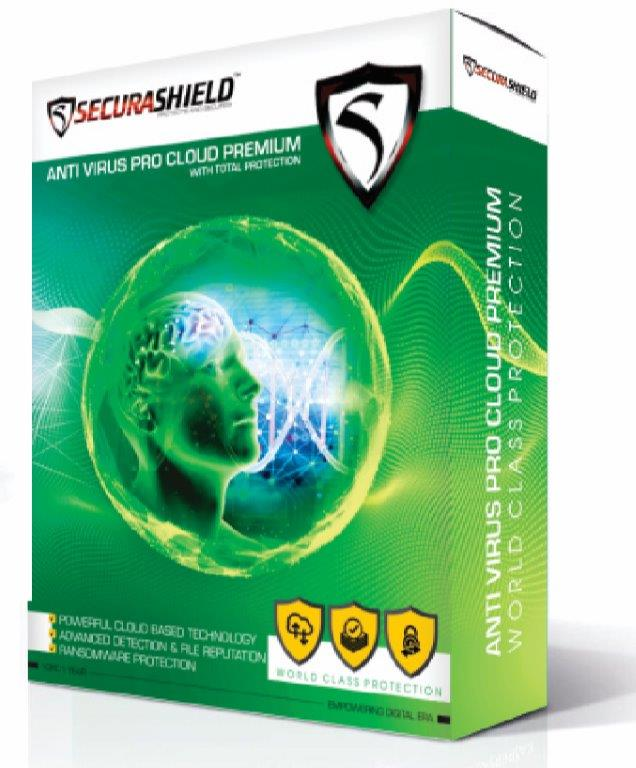 SecuraShield AV Pro Cloud Premium - SecuraShield